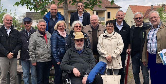 Barrierefreiheit Rottendorf