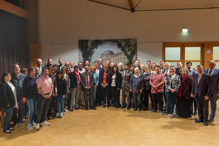 Aufstellungskonferenz Margetshöchheim